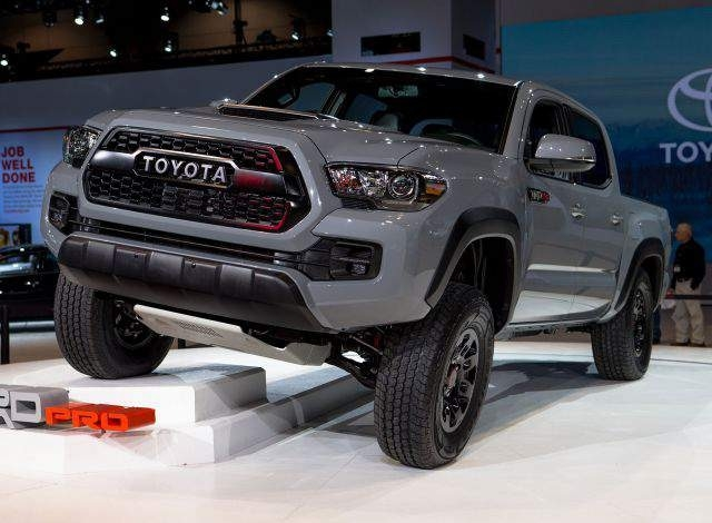 New 2019 Tacoma Msrp Review