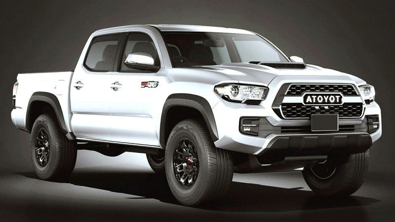 Best 2019 Tacoma Towing Capacity New Interior