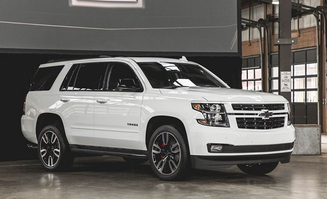 The 2019 Tahoe Denali First Drive