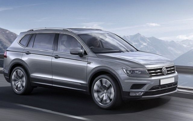 The 2019 Tiguan Specs and Review