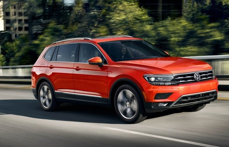 2019 Tiguan Review and Specs
