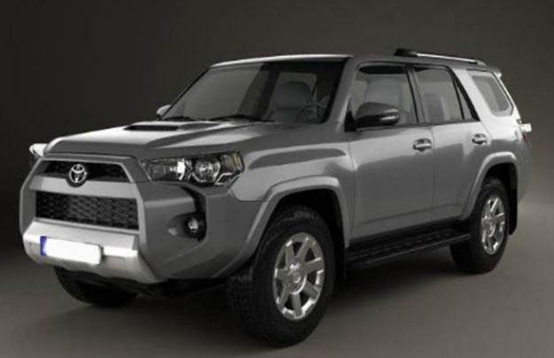 Best 2019 Toyota 4 Runner Picture