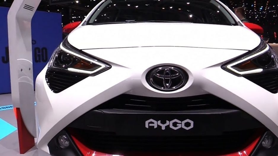 2019 Toyota Aygo Specs and Review
