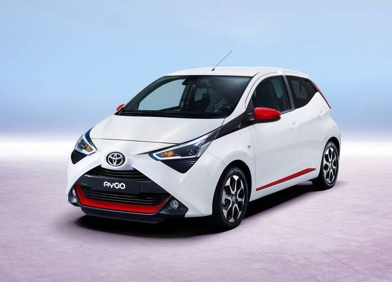 The 2019 Toyota Aygo New Release