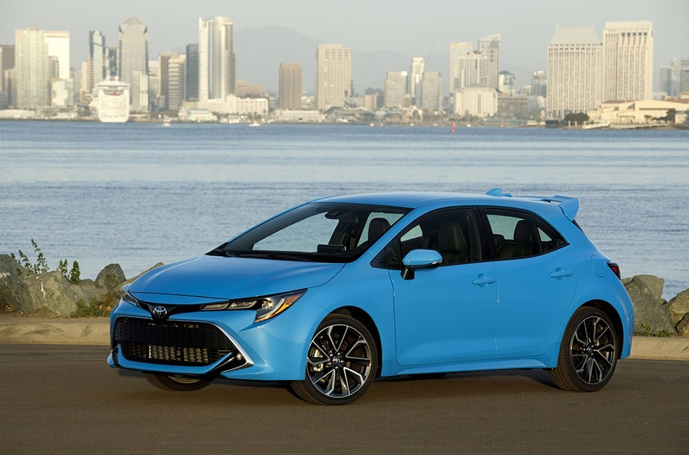 The 2019 Toyota Corolla ial Edition Release Date