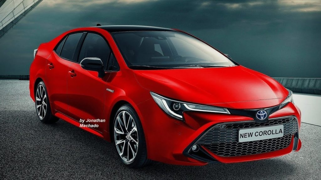 Best 2019 Toyota Corolla ial Edition Release Date