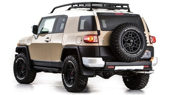 New 2019 Toyota Fj CRuiser Continues Tradition Release date and Specs