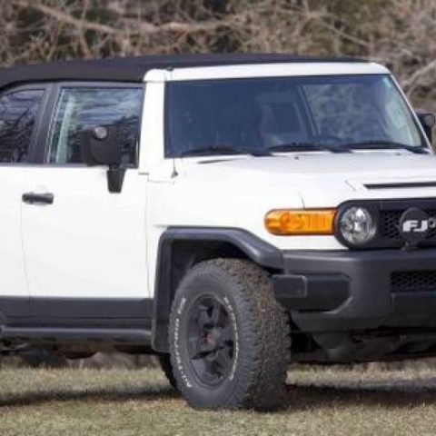 2019 Toyota Fj CRuiser Continues Tradition Release date and Specs