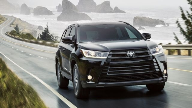 Best 2019 Toyota Highlander Hybrid Redesign