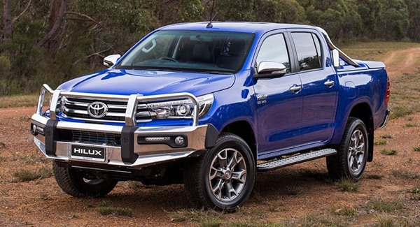 The 2019 Toyota Hilux First Drive