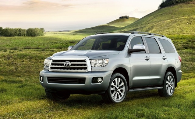 2019 Toyota Sequoia Specs and Review