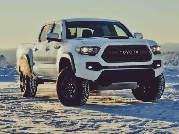 Best 2019 Toyota Tacoma Diesel First Drive