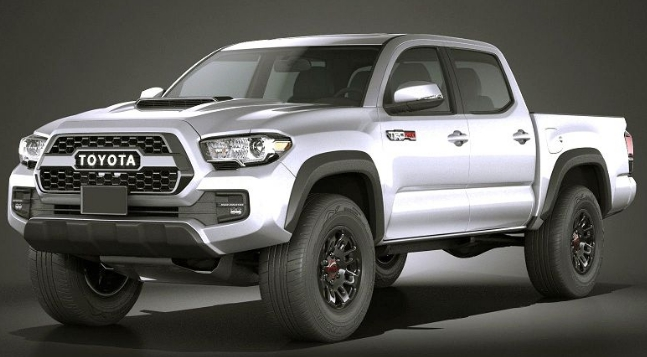 The 2019 Toyota Tacoma V6 Specs and Review