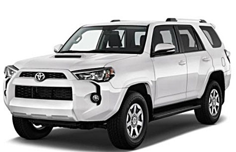 Best 2019 Toyota V8 4Runner New Interior