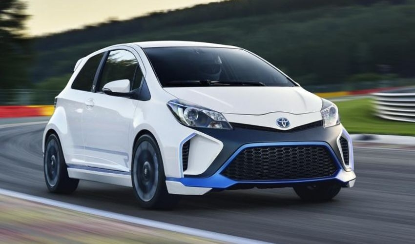 2019 Toyota Verso S Overview