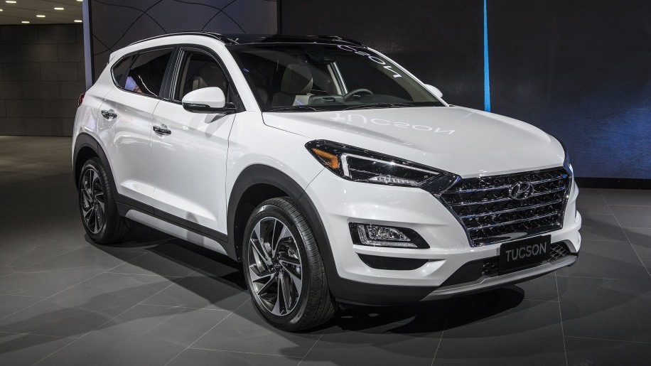 Best 2019 Tucson New Interior