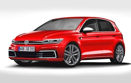 The 2019 Volkswagen Golf Tdi Concept