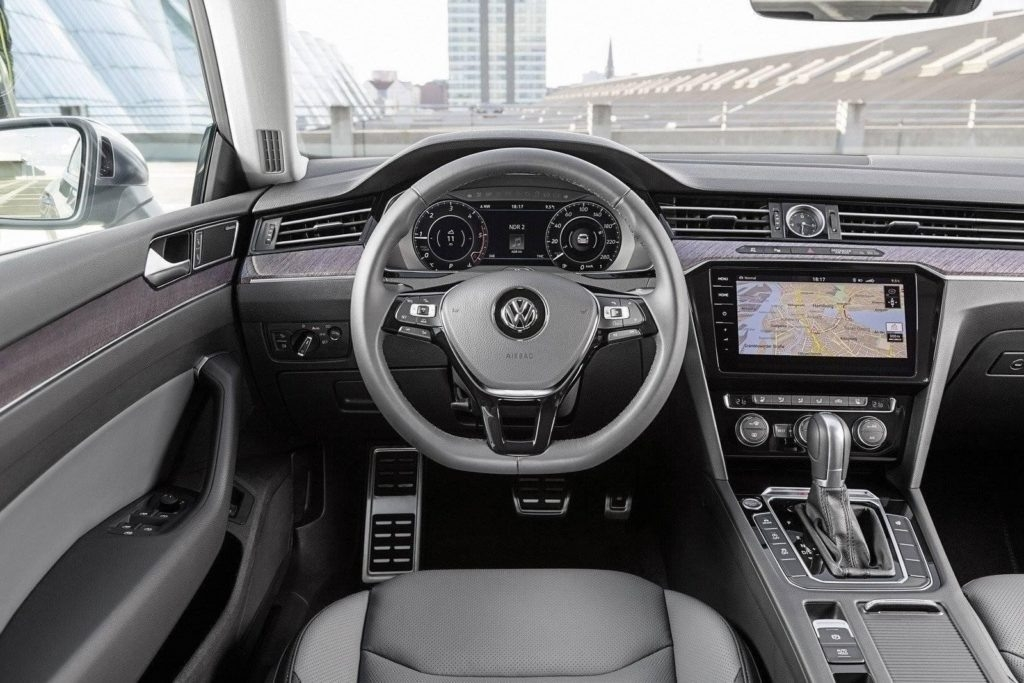Best 2019 Volkswagen Passat tdi Spy Shoot
