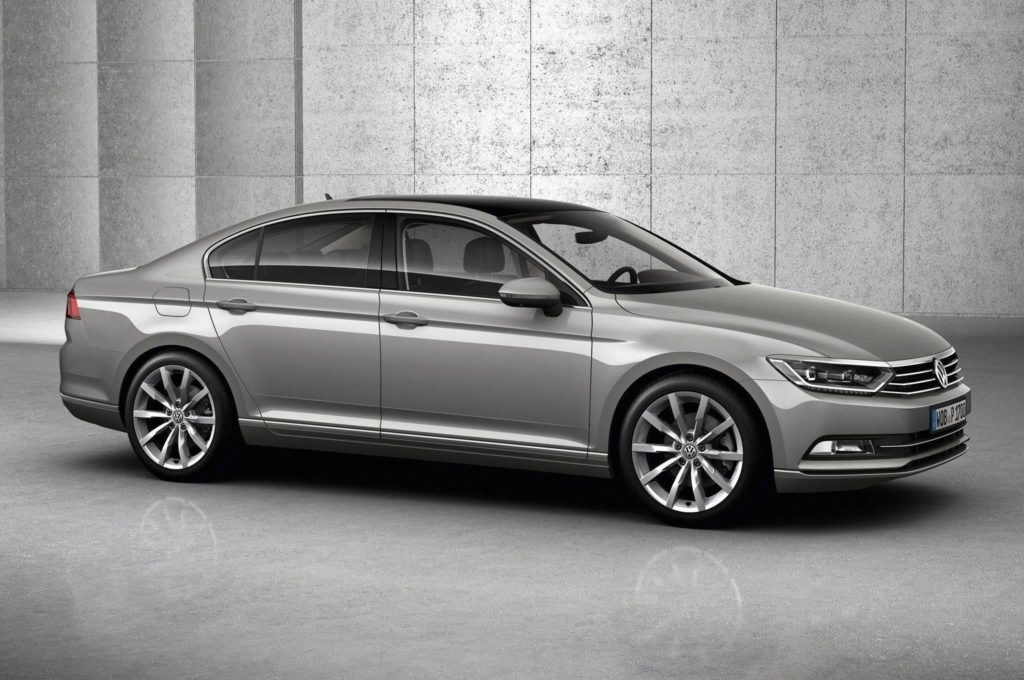 New 2019 Volkswagen Passat tdi First Drive