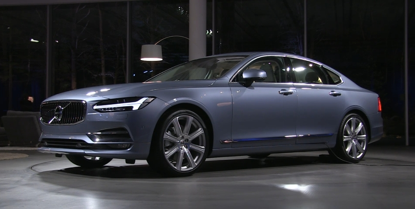 The 2019 Volvo S90 Sport Overview