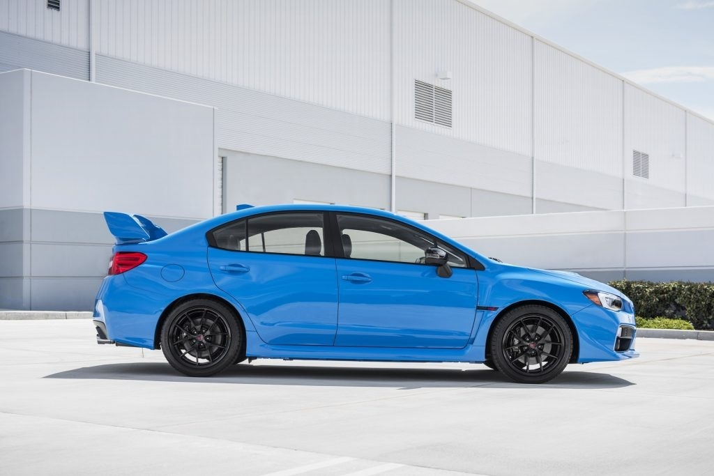 Best 2019 Wrx Sti Hyperblue Review and Specs