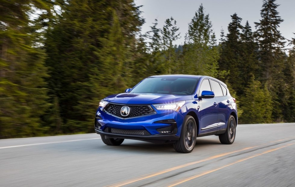 Best Acura Rdx 2019 Spy Shoot
