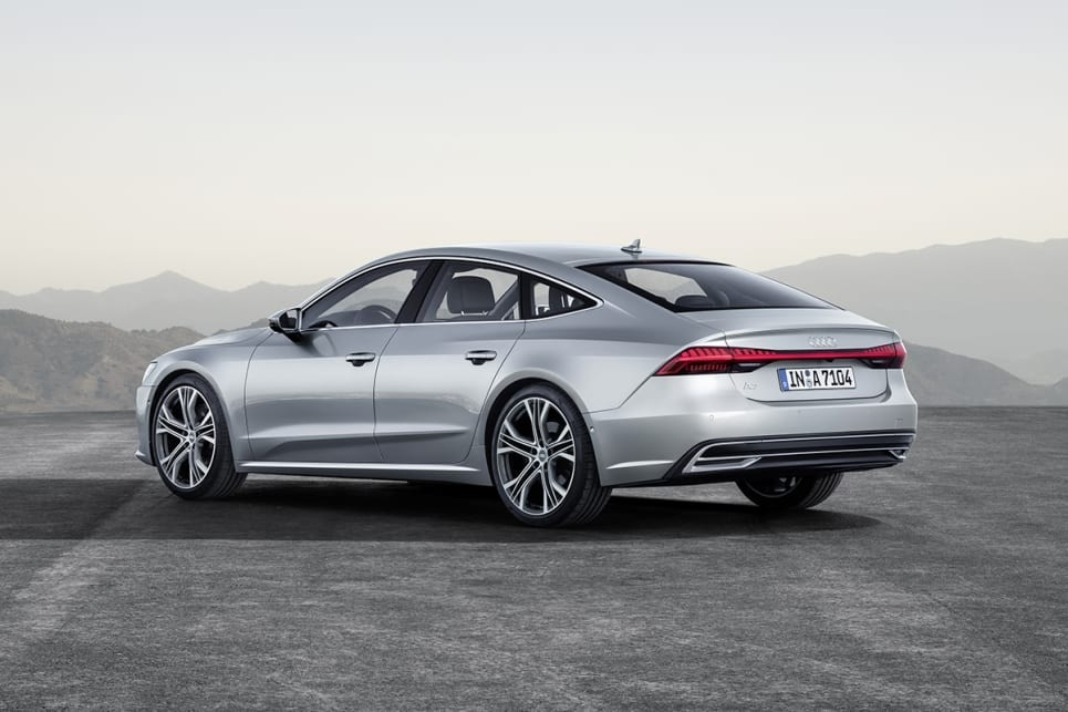 The All 2018 Audi A7 Concept