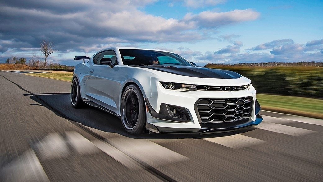 New All 2018 Chevy Camaro Redesign and Price
