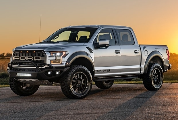 New All 2018 Ford F150 Raptor New Interior