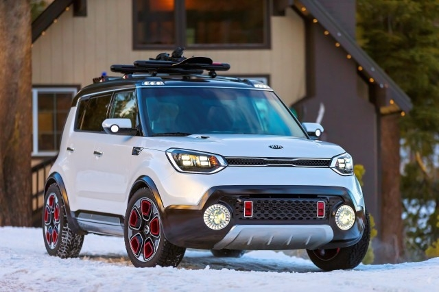 The All 2018 Kia Soul Awd Overview