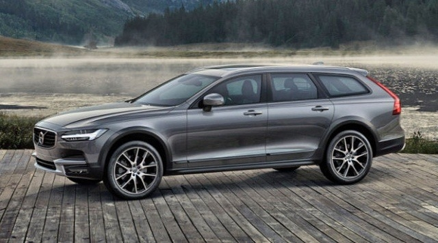 The All 2018 Volvo Xc70 Exterior
