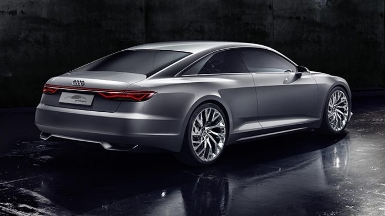 New All 2019 Audi A9 First Drive