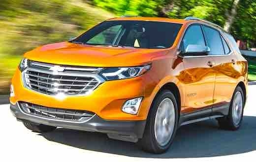 All 2019 Chevy Equinox First Drive