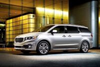 The All 2019 Kia Sedona New Release