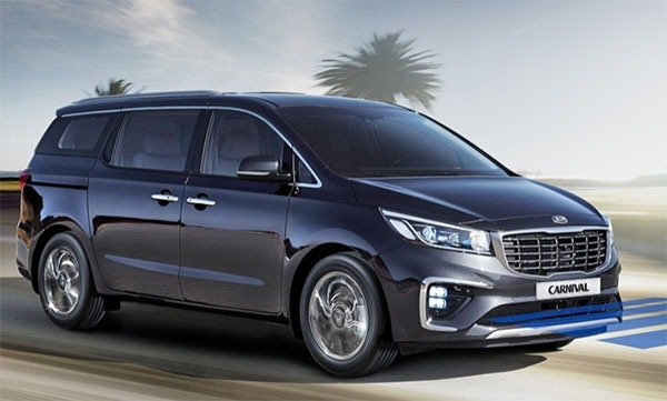 The All 2019 Kia Sedona Concept