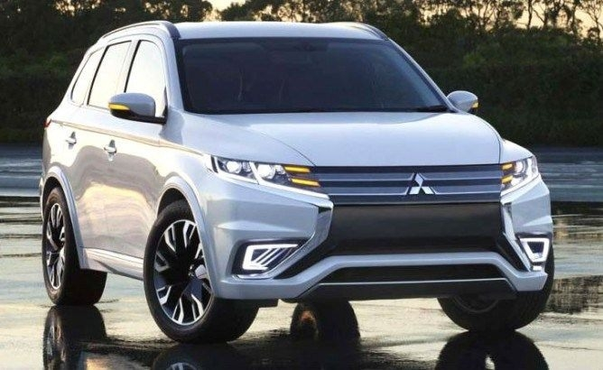 New All 2019 Mitsubishi Outlander Sport Release Date