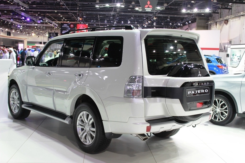 The All Mitsubishi Pajero 2018 Overview