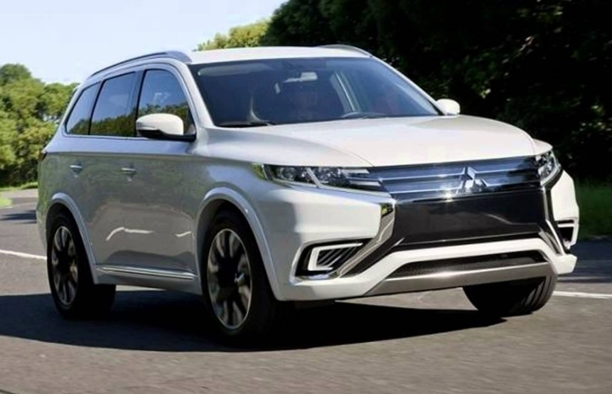 New All Mitsubishi Pajero 2019 Overview