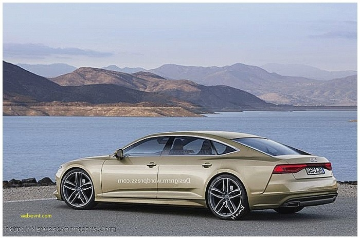 New Audi A7 2019 Colors First Drive