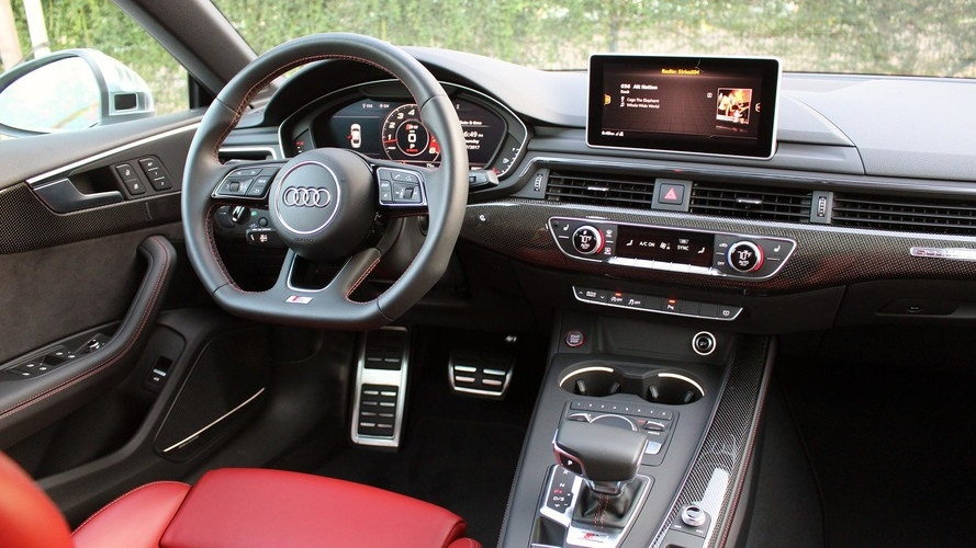 New Audi S5 2018 First Drive