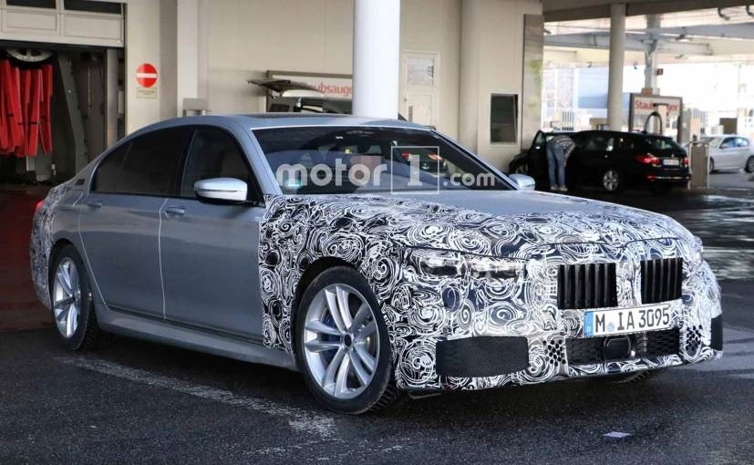 BMW 2019 7 Series Overview