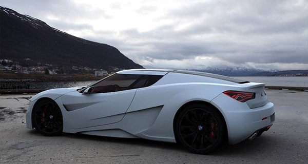 The BMW M9 2019 Picture