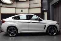 New BMW X6 2019 Specs and Review