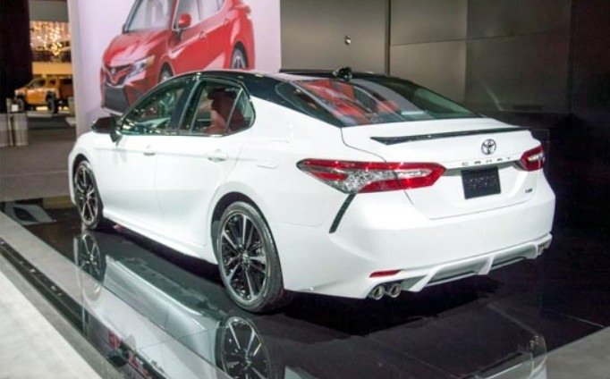 The Camry 2019 Redesign