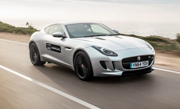 New Chart On Jaguar F Type Overview