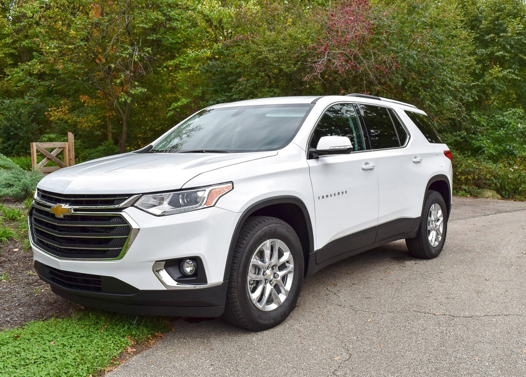 Best Chevy Traverse 2019 New Release