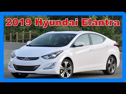 The Elantra 2019 Specs and Review