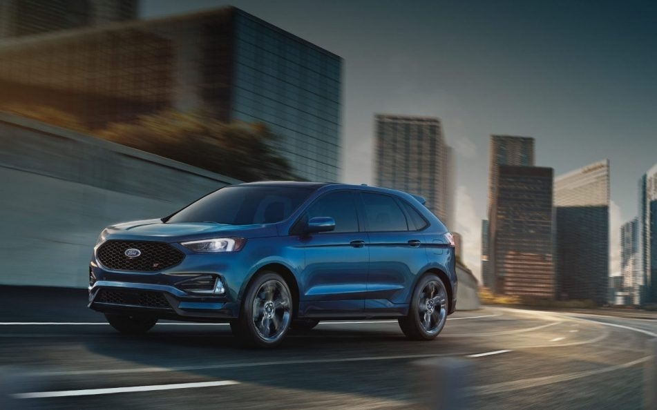 Ford Edge 2019 Design Review and Specs