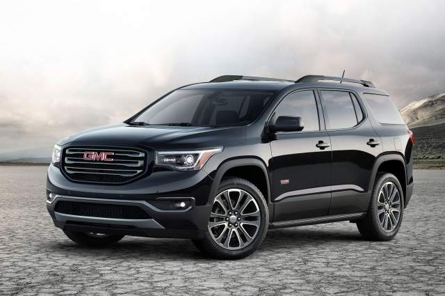 Best GMC Envoy 2019 Interior