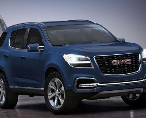 The GMC Envoy 2019 Release date and Specs